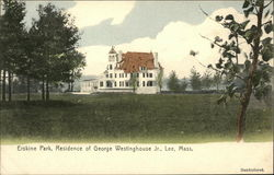 Erskine Park - Residence of George Westinghouse, Jr