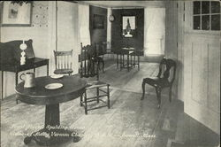 Fromt Room, Spalding House