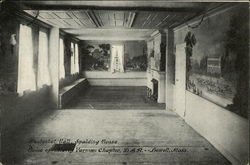 Pawtucket Hall, Spalding House