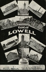 Views of Lowell