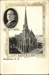 Centenary M. E. Church