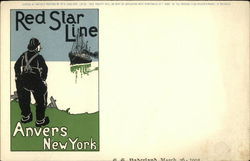 Red Star Line Anvers-NY
