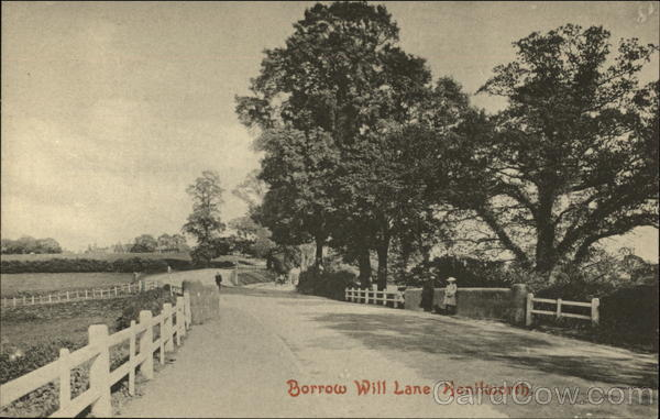 Borrow Will Lane Kenilworth England