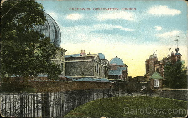 Greenwich Observatory London England