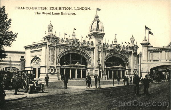 1908 Franco-British Exposition London England