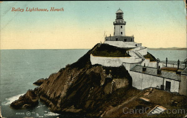 Bailey Lighthouse, Howth Dublin Ireland