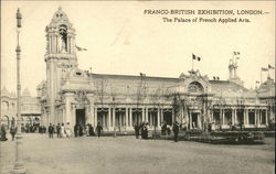 1908 Franco-British Exhibition, London.-