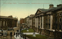 Trinity College - College Green