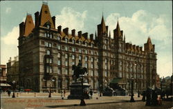 London and North Western Hotel