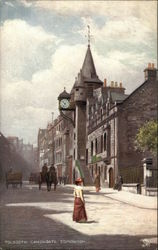 Tolbooth, Canongate