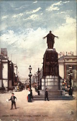 The Crimean Memorial, Waterloo Place