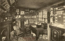 Interior of Charles Dickens' Old Curiosity Shop