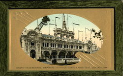 Grand Restaurant, Imperial International Exhibition, London 1909