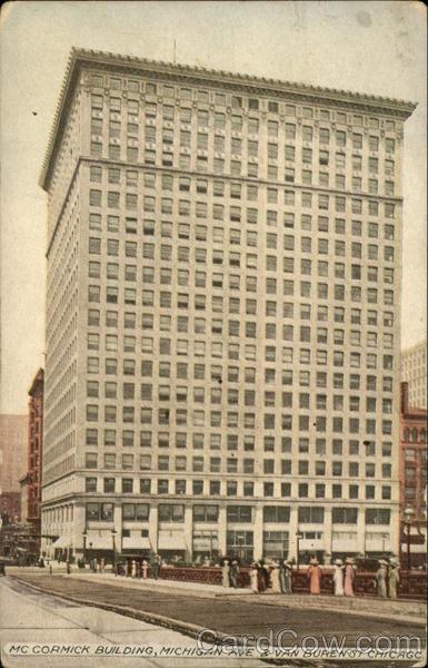 Mccormick Building Chicago Il