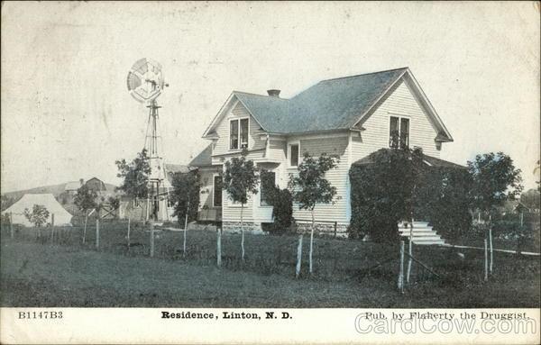Residence Linton North Dakota