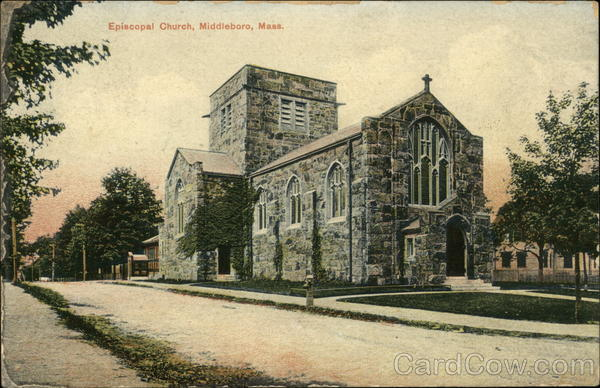 Episcopal Church Middleboro Massachusetts