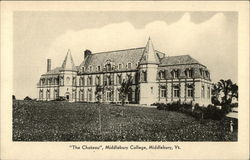 The Chateau, Middlebury College