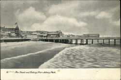 The Beach and Fishing Pier