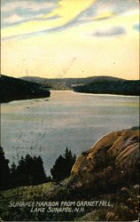 Sunapee Harbor from Garnet Hill