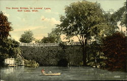 The Stone Bridge in Lovers' Lane