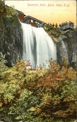Spearfish Falls, Black Hills