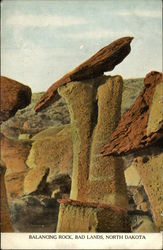 Balancing Rock, Bad Lands