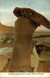 Custer's Pillar