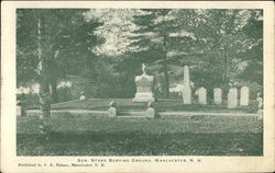 General Stark Burying Ground