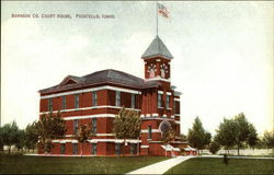 Bannock Co. Court House