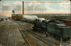 Chicago and Great Western Repair Shops