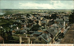 View of Town of Nantucket, Mass., Other Side from Landing Taken from Tower of Unitarian Church