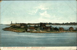 Fort Sewell and Marblehead Neck