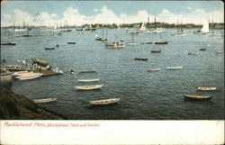 Marblehead Neck and Harbor