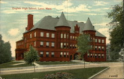 English High School, Lynn, Mass