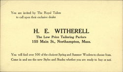 H. E. Witherell