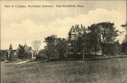 Part of Campus, Northfield Seminary