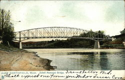 Schell Memorial Bridge Postcard