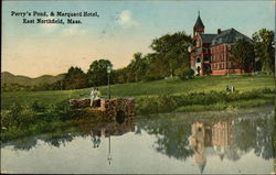 Perry's Pond & Marquard Hotel