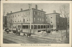 Wolfe Tavern in the Year 1880