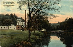 Merriam Hall Co. and Nashua River