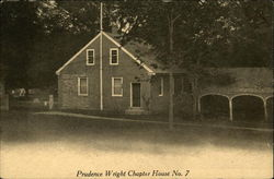 Prudence Wright Chapter House No. 7