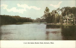 Old Oaken Bucket Pond