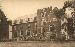 Sanatorium-Associates Building Postcard