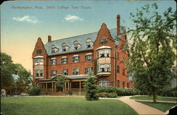 Smith College, Tyler House