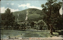 Greylock Mt. 3505 Ft. High