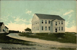 Rocky Hill Church 1785