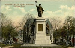 Monument Park and Soldiers' Monument