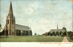 St Barnabas Memorial Church
