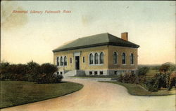 Memorial Library Fulmouth Mass
