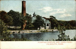 Pumping Station and Long Pond